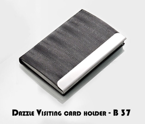 Dazzle Visiting Card Holder