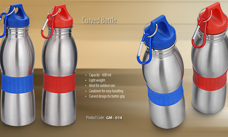 Sipper CURVED BOTTLE