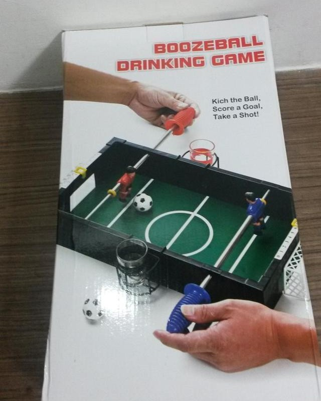 BOOZEBALL GAME