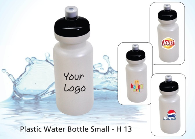 Plastic Water Bottle Small