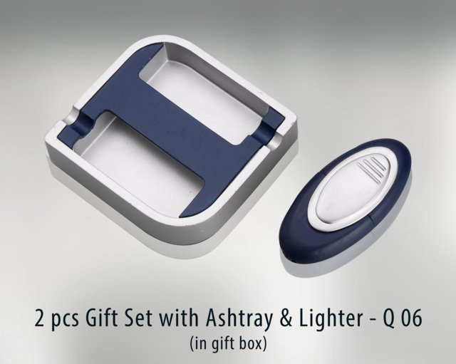 2 in 1 (Asthray & Lighter)