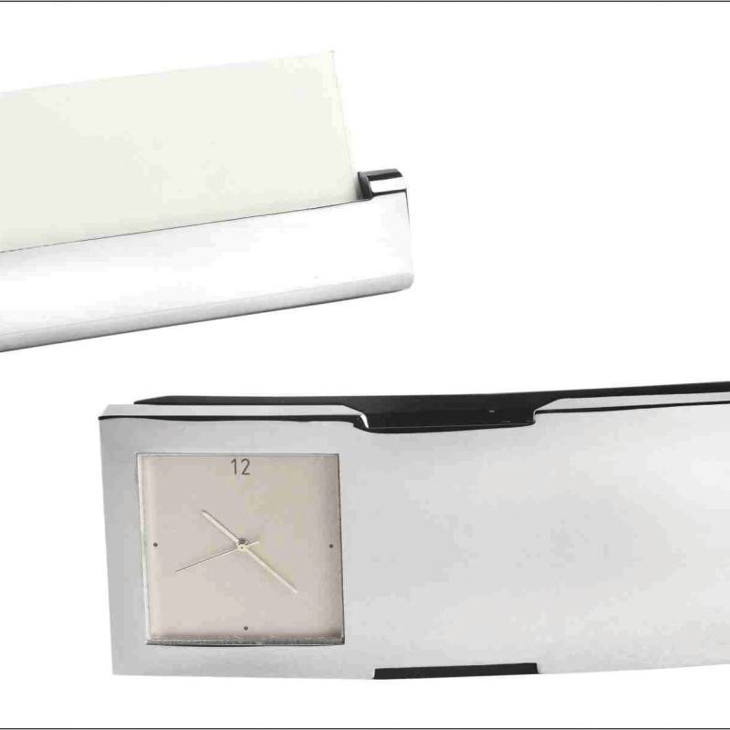 Table Clock and Card Holder