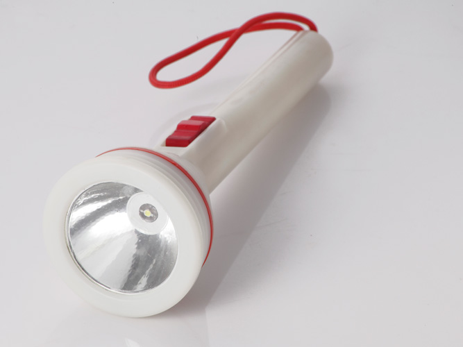 Low Cost LED Plastic Torch - Penlight Big