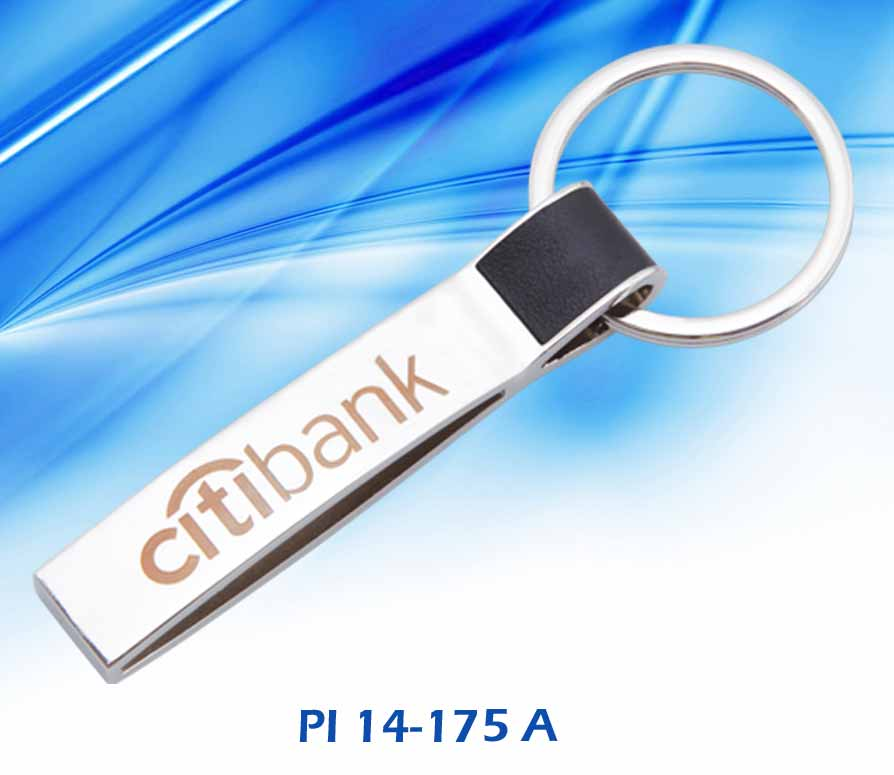 customised metal key chain model citibank wholesale corporate gifts delhi. Black Bedroom Furniture Sets. Home Design Ideas
