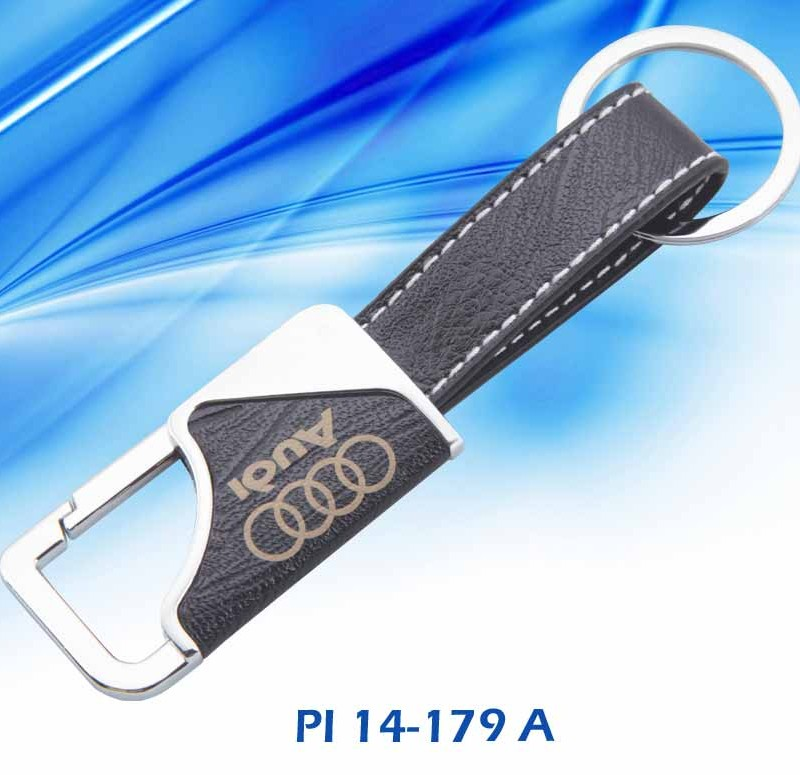 Customised Metal Key Chain : Model Audi