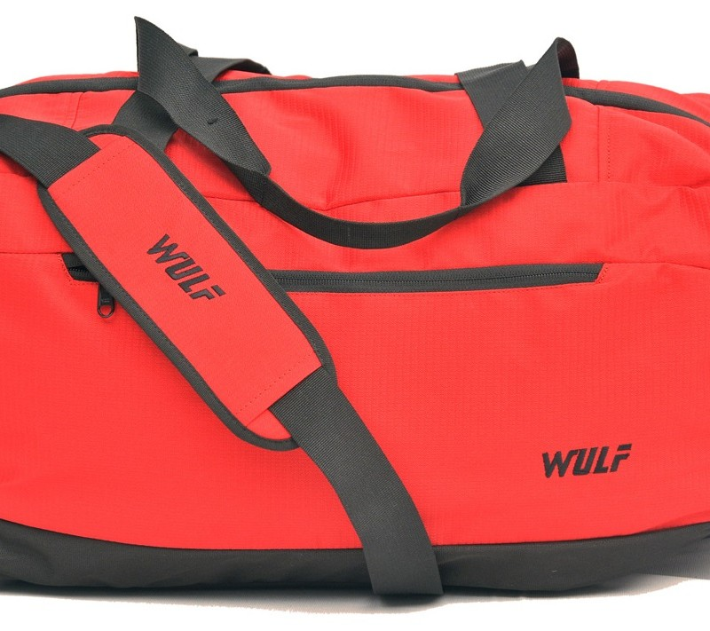 "Wulf Duffle Bag Small "" NOMAD """